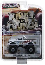 1:64 GreenLight *KINGS OF CRUNCH* 1970 Chevrolet K10 USA-1 MONSTER TRUCK NIP