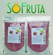 Beet powder 16oz (453g) 100% Natural Rich in iron and Vitamins A and C SoFruta