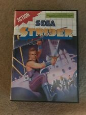 Strider Sega Master System Game Uk CiB