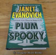Plum Spooky by Janet Evanovich ~ Stephanie Plum Book 14.5 ~ Large Print HC
