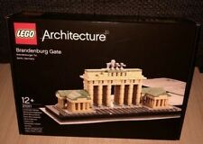 Lego Brandenburg Gate BRAND NEW FACTORY SEALED Quick Shipping Architecture 21011
