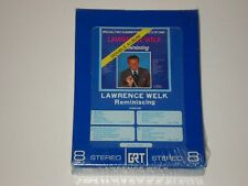 """Vintage NEW in wrapper - 8 Track """"Lawrence Welk - Reminiscing"""""""