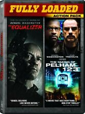 The Equalizer / The Taking of Pelham 1 2 3 [New DVD] 2 Pack, Ac-3/Dolby Digita