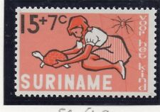Suriname 1964 Early Issue Fine Mint Hinged 15c. 168954