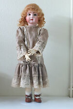 STEINER   A   18   64 cm   24 Inch  Poupée Ancienne  Reproduction  Antique Doll