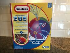 Little Tikes Ultimate Beach Ball Sprinkler, NIB