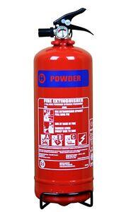 Fire Extinguisher   ABC Dry Powder 2kg   Moyne Roberts   3 Year Warranty