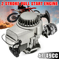 49CC 2 Stroke Pull Start Engine Quad Dirt Bike Moto Scooter Carburettor Filter