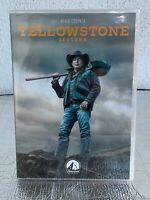 Yellowstone Season 3 (DVD, 4-Disc Set) Brand NEW Fast Shipping!! US Seller
