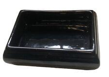Vintage Ceramic Glazed Bonsai Pot Planter Mid Century