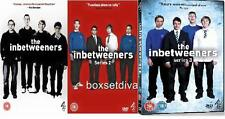 THE INBETWEENERS SERIES 1 2 & 3  BRAND NEW DVD**