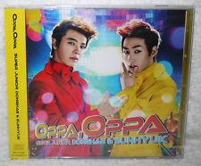 DONGHAE & EUNHYUK Oppa Taiwan CD+DVD -Normal Edition- (Super Junior)