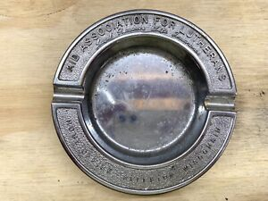 """Aid Association for Lutherans Ashtray Paramount 4-3/4"""""""
