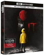 IT (Blu-Ray 4K Ultra HD + Blu-ray) Disco Alta Definizione (V.M. 14 anni)