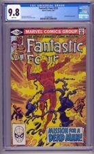Fantastic Four #233 CGC 9.8 Hammerhead John Byrne Story Art & Cover (1981)