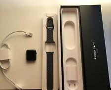 Apple Watch Series 3 Nike + 42mm Caja Aluminio en Gris Espacial, Correa...