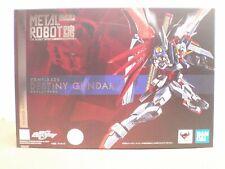 IN STOCK Bandai Metal Robot Spirits Side MS Destiny Gundam Action Figure seed