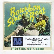 (FY403) Bourbon Street Beat, Crossing On A Bend - DJ CD