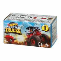 U PICK ~ HOT WHEELS MONSTER TRUCKS MINI VEHICLES WITH LAUNCHER 10 TO COLLECT