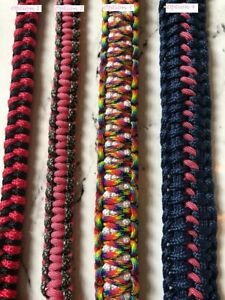 Custom Handmade Paracord Dog & Cat Collars