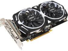 MSI Radeon RX 570 DirectX 12 RX 570 ARMOR 8G OC 8GB 256-Bit GDDR5 PCI Express x1