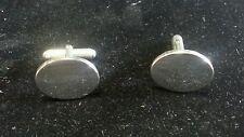 Sterling Silver Tiffany & Co. Cufflinks