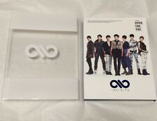 CD KOREA INFINITE 1ST ALBUM OVER THE TOP LIMITED EDITION