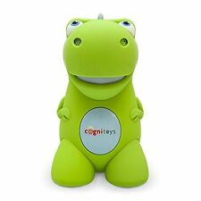 CogniToys Green Dino Smart Robot Educational Toy Powered by IBM Watson