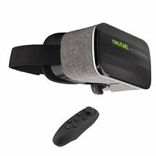 Virtual Reality Headset 3D Glasses For Android IOS With Remote Control 2nd Gen