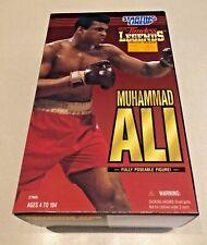 "Starting Lineup Muhammad Ali - 97 Timeless Legends - 12"" Boxing Figure - NIB!"