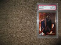 1997-98 TOPPS FINEST BASKETBALL TRACY McGRADY RC #107 PSA 10 Gem Mint! Rookie!