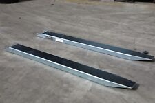 Fork Tyne Extensions - 9500kg capacity - 2530mm long to suit 165x65mm tynes