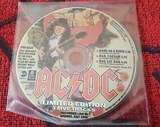 AC / DC ** 3 Live Tracks Live In Madrid, July 1996 ** PROMO PICTURE CD SINGLE
