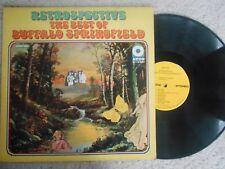 Buffalo Springfield R&R LP (ATCO SSD 33-283) Retrospective VG STEREO