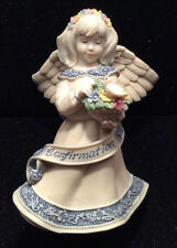 "NEW ""Confirmation"" Cast Resin Angel from Sarah's Angels"