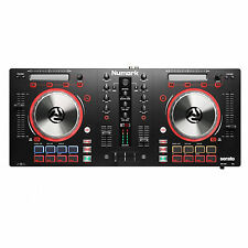 Numark MixTrack Pro III 3 Serato DJ USB Controller with Built-In Sound Card