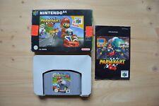 N64 - Mario Kart 64 - (OVP, mit Anleitung)