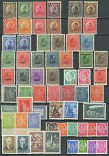 Yugoslavia kingdom 1921/1940 ☀ Mint never hinged lot **