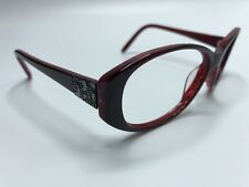 4f2ec62c03 Elizabeth Arden Eyeglass Frames EA5179 2 56-15-130 Burgundy Frames Only 0290