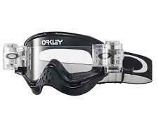 2017 Oakley O Frame Race Ready Roll Off Motocross Speedway Goggle Free UK Post