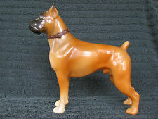 Gorgeous Glossy Breyer Boxer #66 With Original Leather Snap Collar