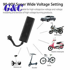 Tk205 Gps Tracker Device Car Motorcycle Gsm Locator Real Time Tracking
