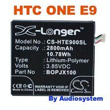 BATTERIA DA 2800Mah PER HTC ONE E9 E9+ PLUS POTENZIATA MAGGIORATA RICAMBIO