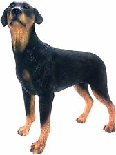 Doberman Pinscher Collectible Figurine Dog Ornament Gift Boxed by Leonardo NEW