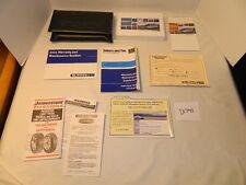 2006 Subaru Legacy owners manual Set with Case OEM