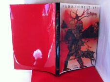 Fahrenheit 451 by Ray Bradbury *SIGNED*LTD 50th Anniv.**ILLUSTRATED BY STEADMAN*