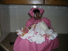 New listing ~Toaster Cover Doll~fits a 2 slice toaster~Kitchen Decor~