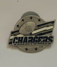NEW FOOTBALL NFL LOS ANGELES CHARGERS  LAPEL HAT PIN