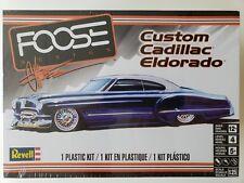 Revell 85-4435 - Foose Custom Cadillac Eldorado 1/25 Scale Model Kit