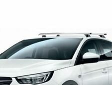Roof Bars to fit the Grandland X fitted without Roof Rails (95599848)